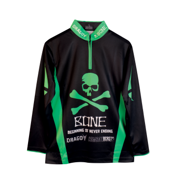 Apparel Bone CFGL Jersey Long Black Green