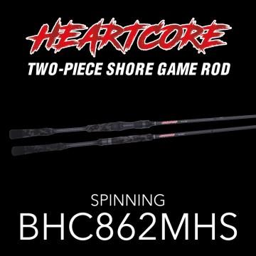 Rod Bone BHC862MHS Spin 2pc 8ft6inch PE1.0-2.5