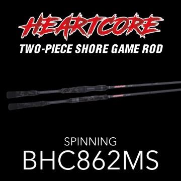 Rod Bone BHC862MS Spin 2pc 8ft6inch PE0.8-2.0