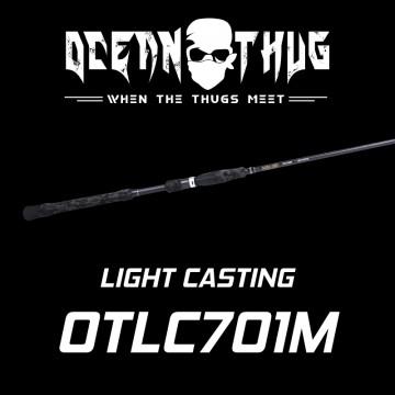 Rod Bone OTLC701M OceanThug LightCast PE1.5-3.0