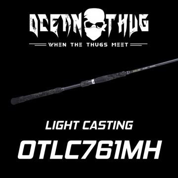 Rod Bone OTLC761MH OceanThug LightCast PE2.0-4.0