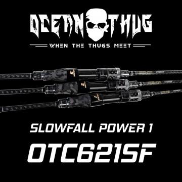 Rod Bone OTC621SF OceanThug SlowJig PE1.0-1.5