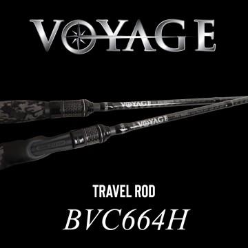Rod Bone BVC664H Cast Travel 4pc 6ft6inch PE1-2.5