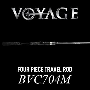 Rod Bone BVC704M Cast Travel 4pc 7ft PE0.8-1.6